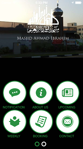 Ahmad Ibrahim Mosque