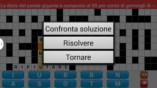 Cruciverba Italiano 2.2 screenshots 6