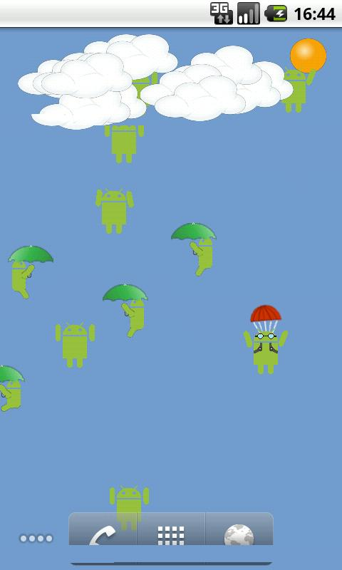 It's Raining Androids! LITE- screenshot