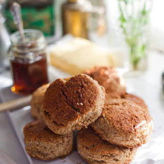 Honey Scones.