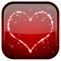 Heart 3D Live Wallpaper icon