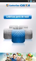 Screenshot of Loterias CAIXA