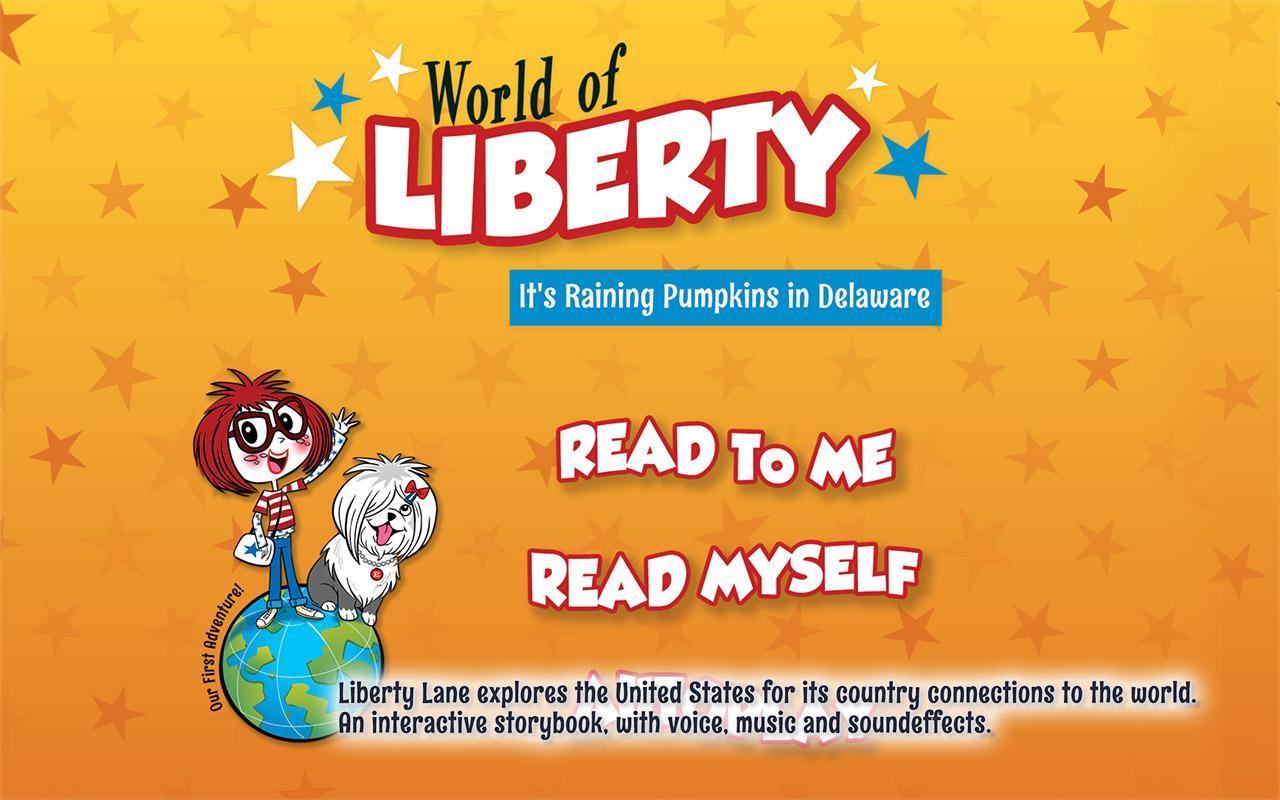 World of Liberty, Adventure 1- screenshot