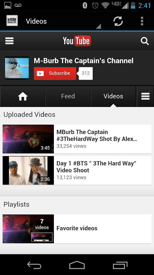 M-BURB THE CAPTAIN (CapoMusic) - screenshot