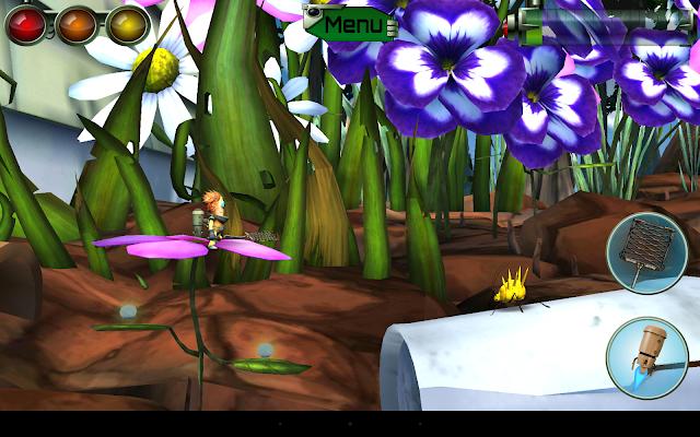 Flyhunter Origins - Screenshot
