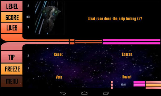 Star Trek Quiz 3D
