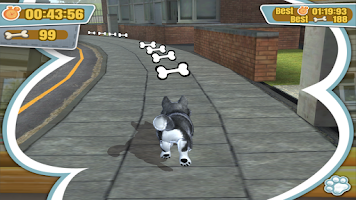 Screenshot of PS Vita Pets: Puppy Parlour
