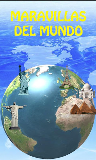世界奇觀位置地圖全球定位系統