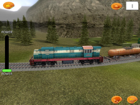 Train Driver - Simulator 6 screenshot 99349