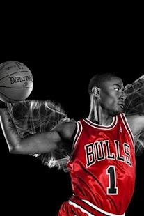 Derrick Rose Live Wallpaper HD - screenshot thumbnail