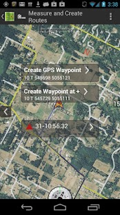 BackCountry Navigator PRO GPS - screenshot thumbnail