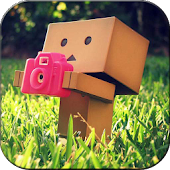 3D Danbo Wallpaper