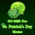 GO SMS Pro St.Patrick's Day logo