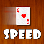 Speed Card Game (Spit Slam)