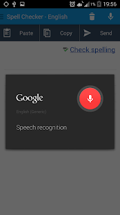 Spell Checker PRO- screenshot thumbnail
