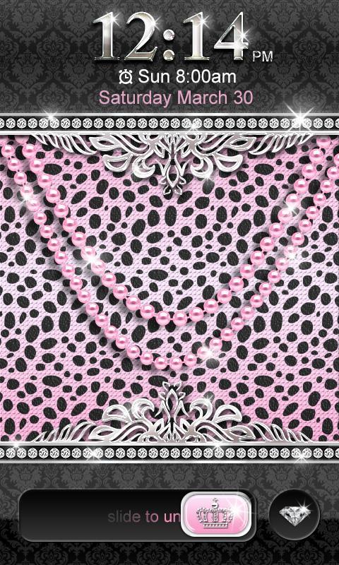 ★ Luxury Pink Cheetah Locker ★ - screenshot