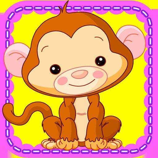 动物宝宝的益智游戏 解謎 App LOGO-硬是要APP