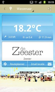 StrandWeerApp screenshot 2