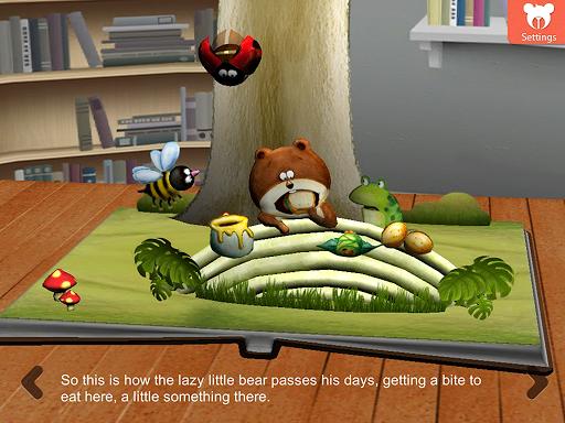 Little Bear Chef-3D