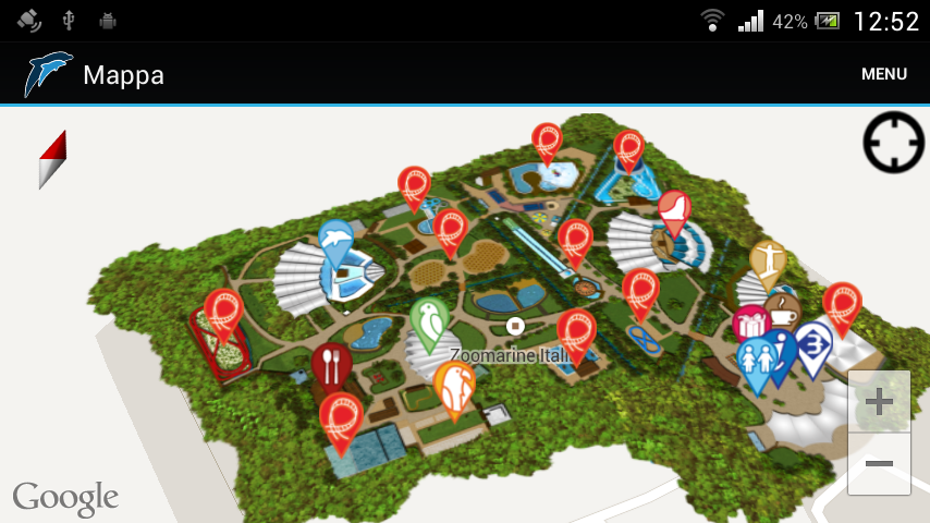 zoomarine mapa Zoomarine   Android apps op Google Play zoomarine mapa