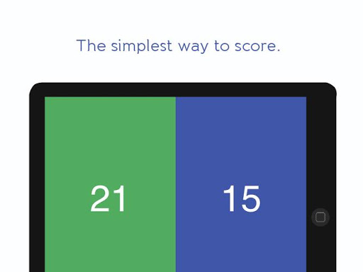 Simple Score: Ping Pong