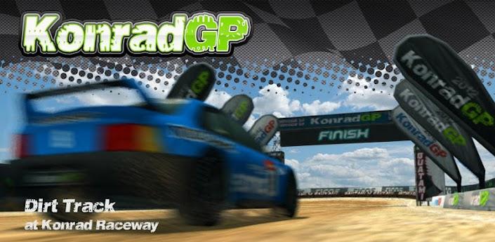 Скачать KonradGP - гонки на андроид
