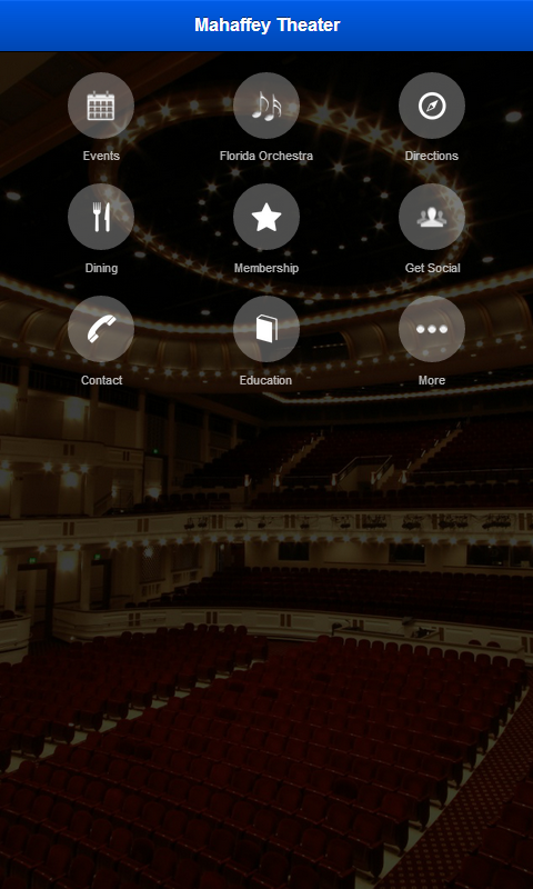 Mahaffey Theater- screenshot
