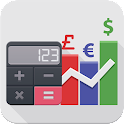 HD Currency Converter & Forex icon