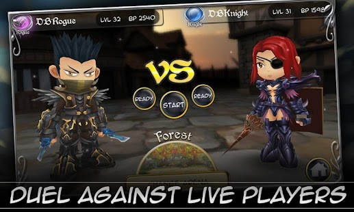 Dueling Blades™ - Play Now! - screenshot thumbnail