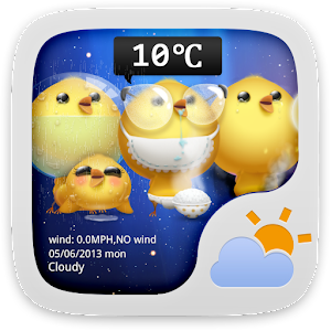 Cute Chicken Reward Theme  1.0