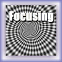 Focusing logo