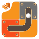 Slide & roll - unblock puzzle mobile app icon