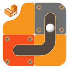 Slide & roll - unblock puzzle icon