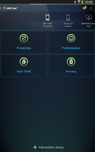 AVG Zen – Protect more devices - screenshot thumbnail