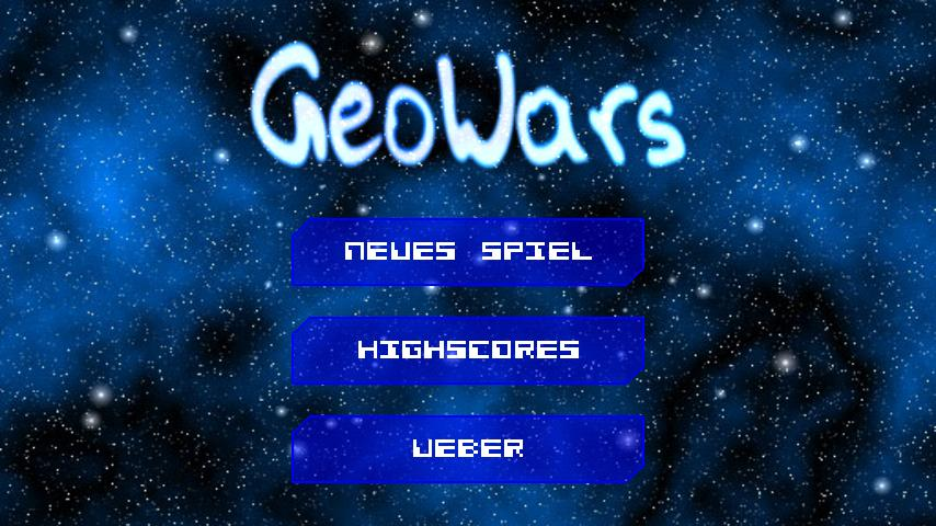 GeoWars Free- screenshot