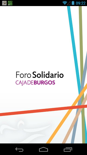Foro Solidario Caja de Burgos