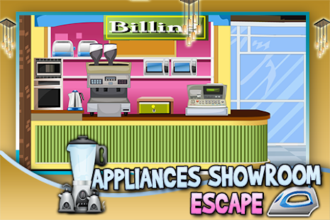 Appliances show room escape android apps on google play - Home appliances that we thought ...