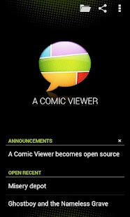 A Comic Viewer - screenshot thumbnail