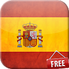 Flag of Spain Live Wallpaper icon