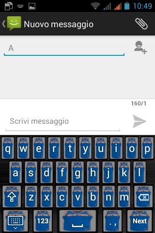 Knicks keyboard