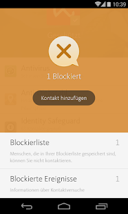 Avira Antivirus Security – Miniaturansicht des Screenshots