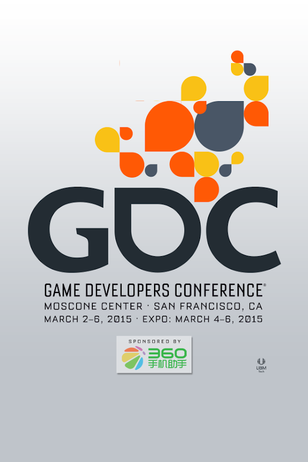 Game Developers Conference - screenshot