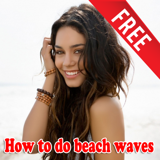 How to do beach waves