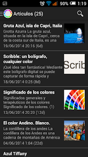 Sobre Colores- screenshot thumbnail
