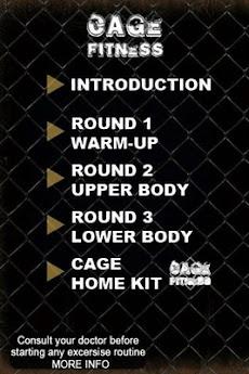 Cage Fitnessのおすすめ画像1