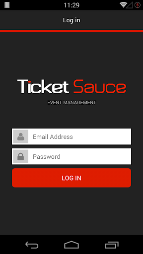 TicketSauce Check-In