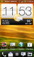 Screenshot of Battery Notifier BT Free