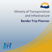 BC Border Travel Times