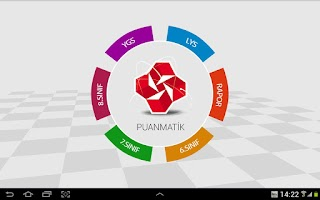 Screenshot of Körfez Puanmatik