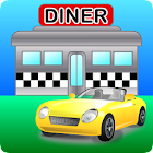 Diners Drive ins Dives Finder icon